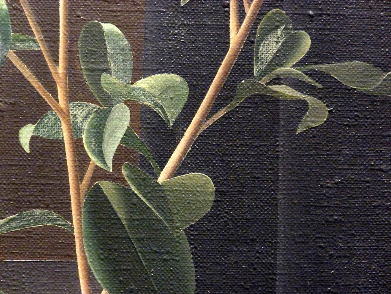 Flowering plant, camelia Detail