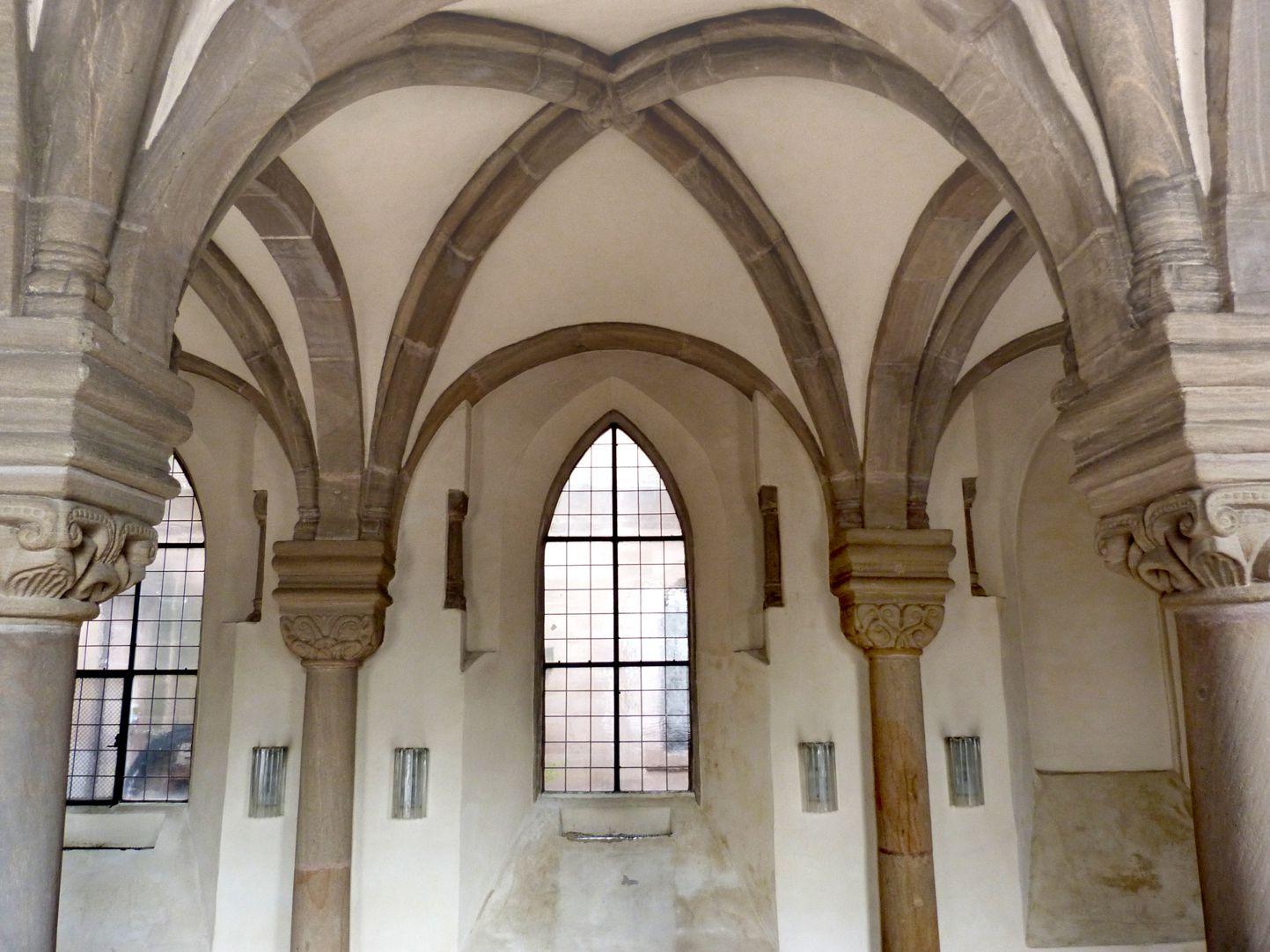 Euchariuskapelle nördliches Mitteljoch