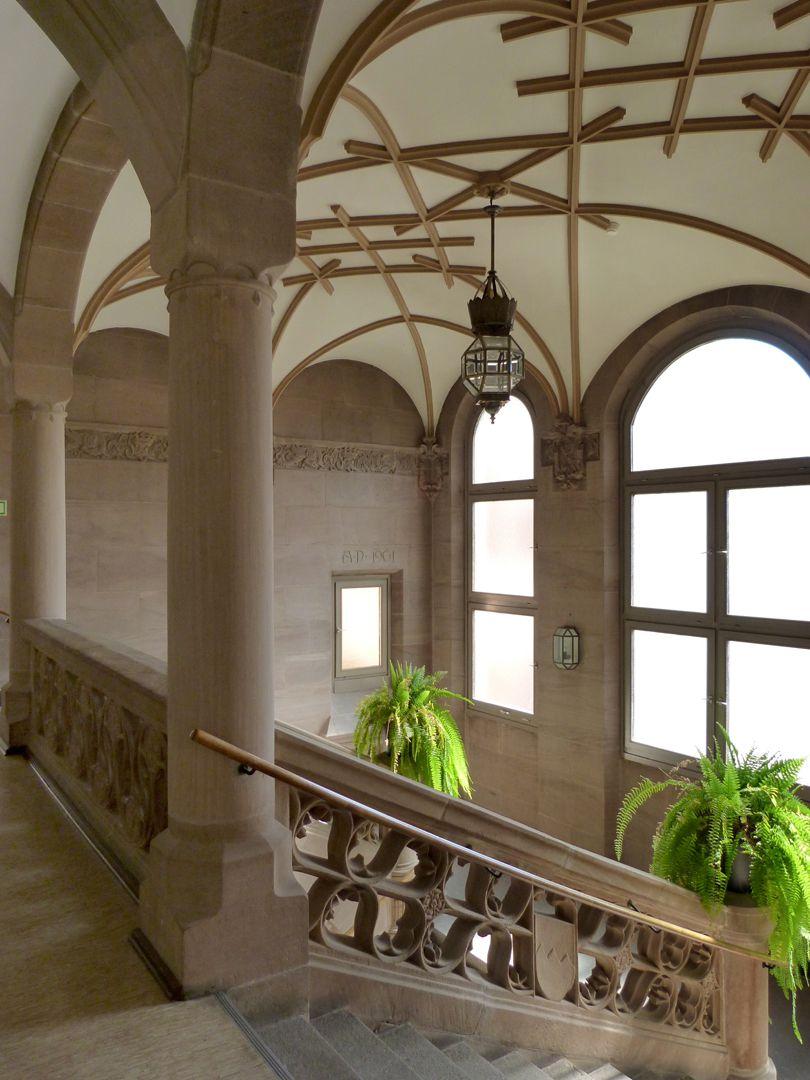 Social Court Top floor