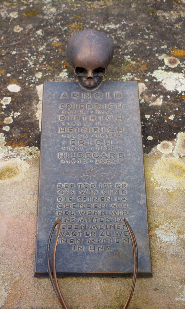 Johannisfriedhof Grabstätte I A 66B