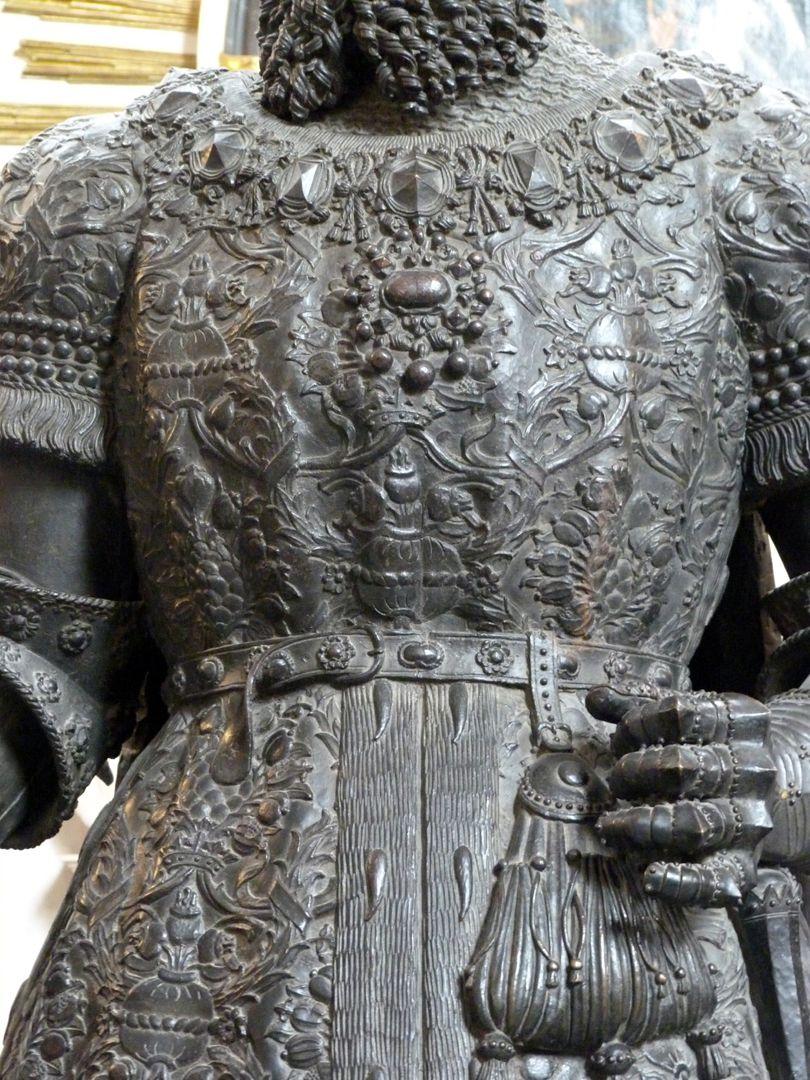 Frederick IV. of the Empty Pocket (Innsbruck) Rumpf
