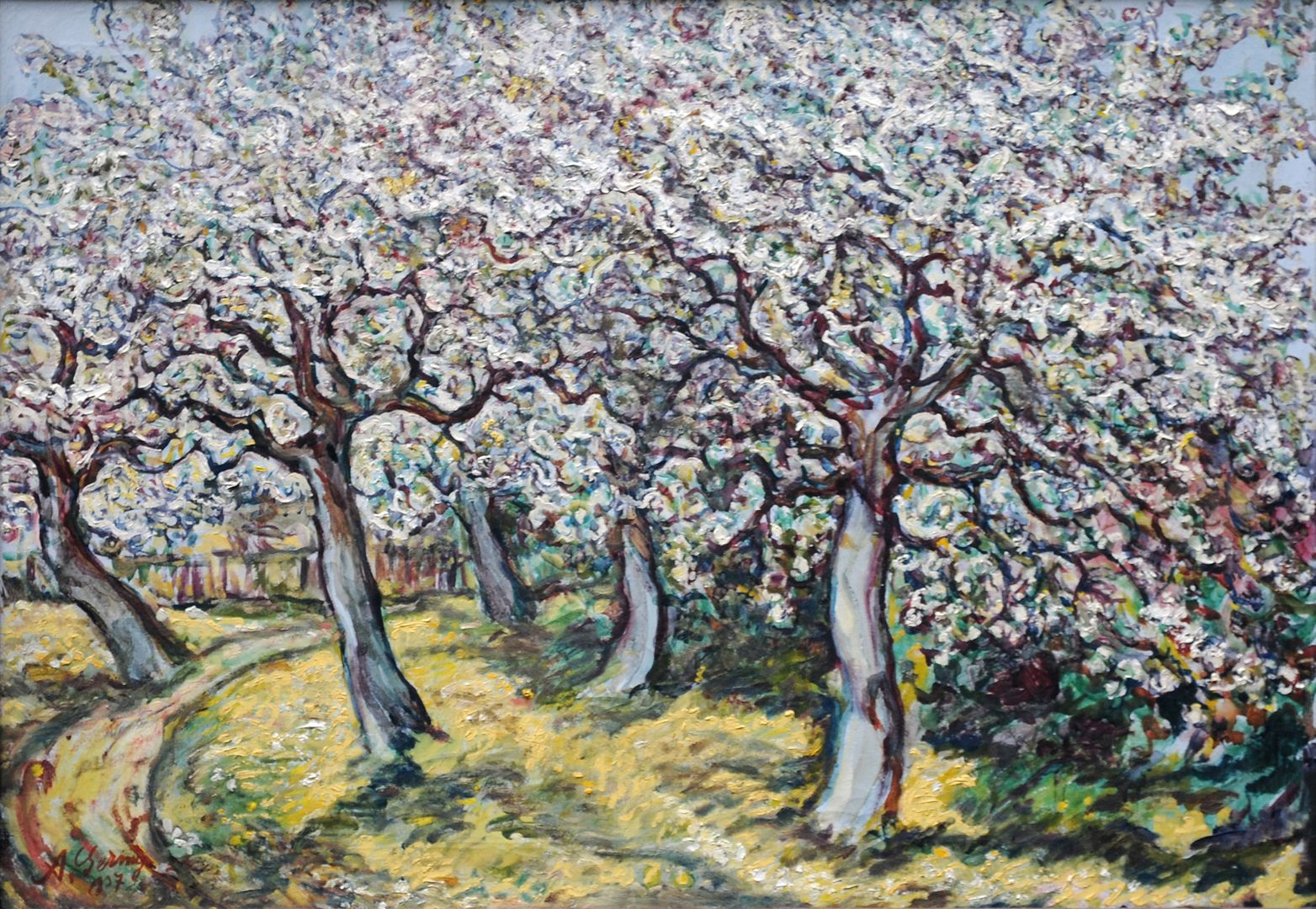 Cherry Orchard Lillinghof