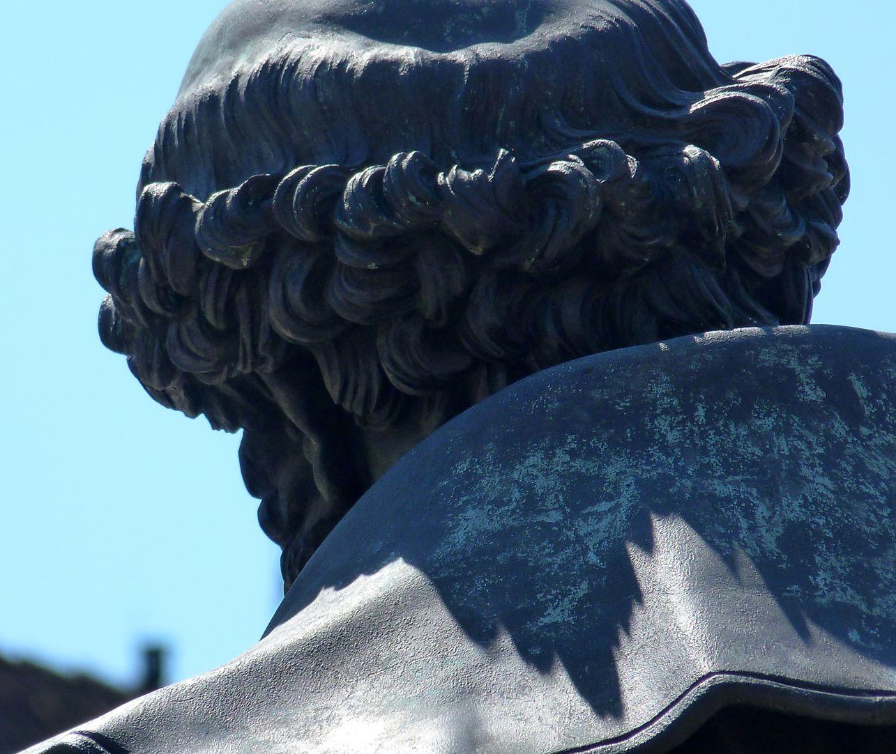 Hans- Sachs-Memorial Detail