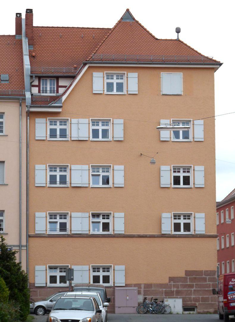 Residential house, Weichselstraße 10 Front Helenenstraße