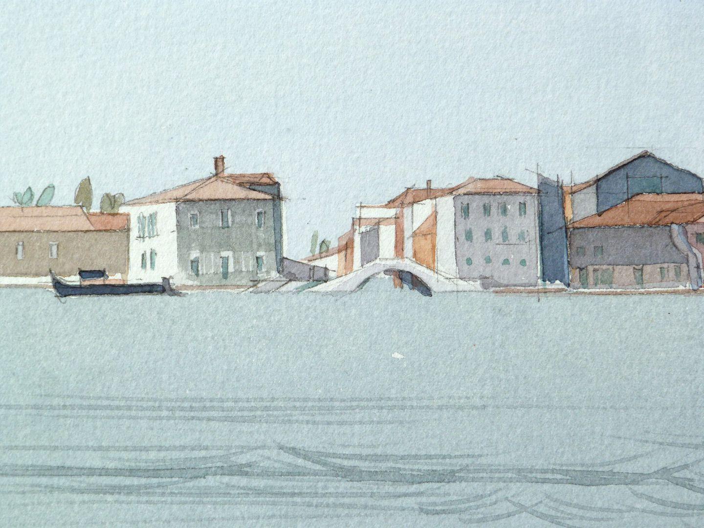 Il Redentore (Venice) Fondamenta Croce and Fondamenta S. Giacomo