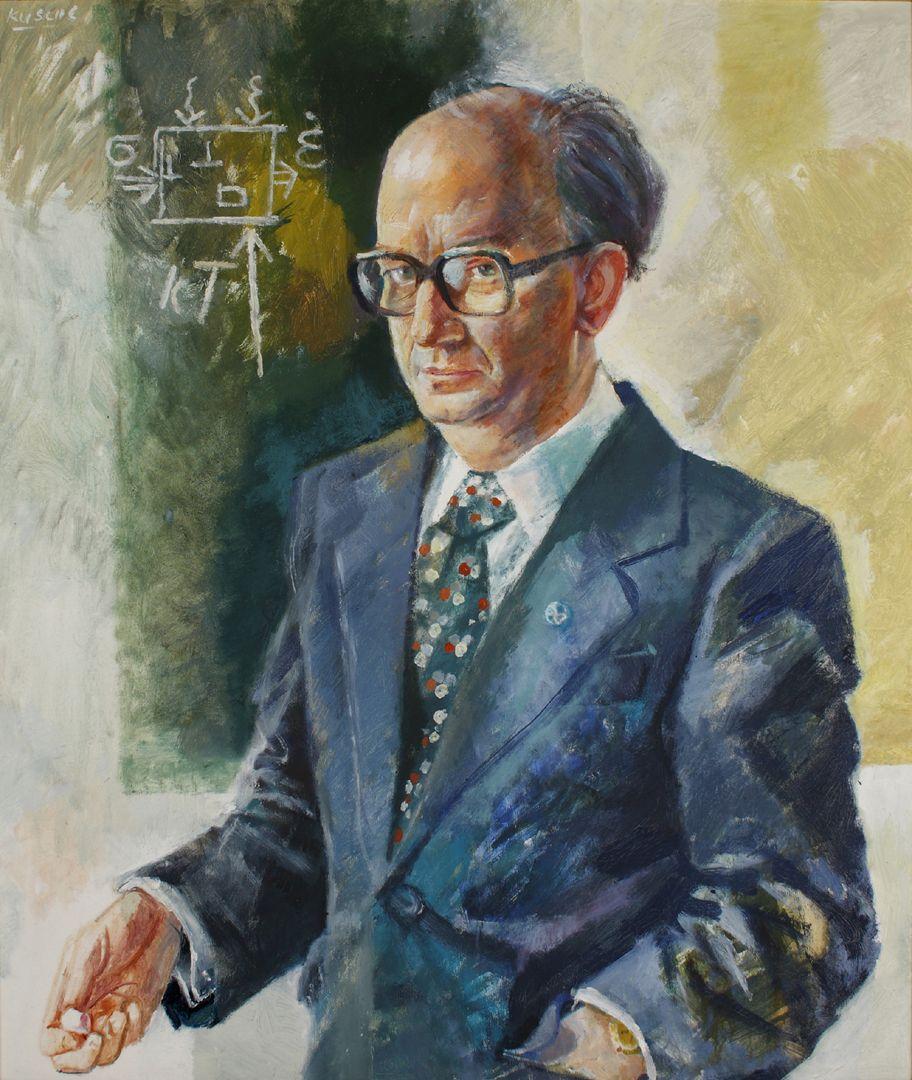 Portrait of Prof. Dr. Bernhard Ilschner