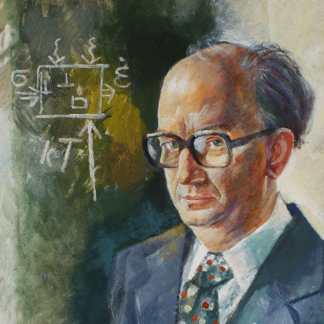 Portrait of Prof. Dr. Bernhard Ilschner Detailed view