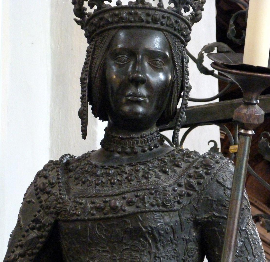 Joan of Castile (Innsbruck) Büste