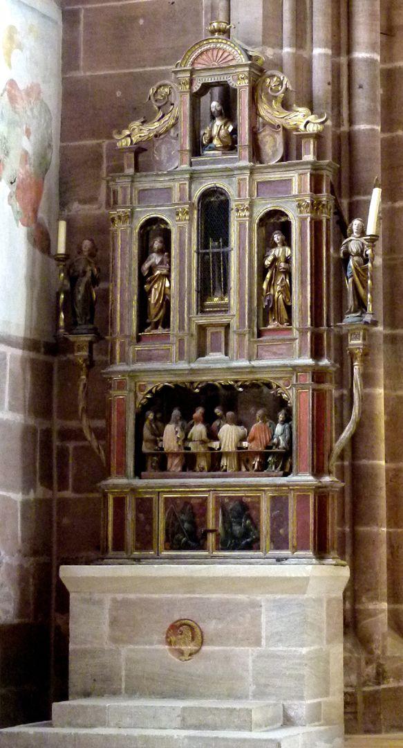Johannesaltar (Altar der beiden Johannes)