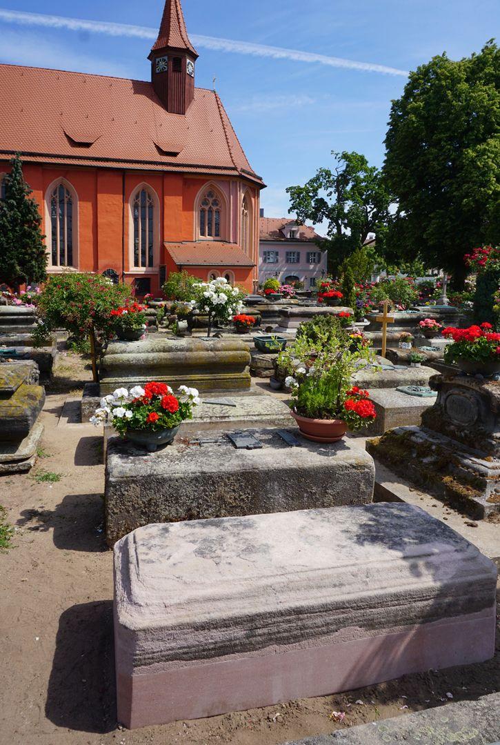 Paul Ritter Grabstätte Grabstätte, Zustand 03.06.2020 nach Restaurierung des Grabsteines. Zusätzlich wurde der Stein durch eine Sandsteinplatte stabilisiert und erhöht.
