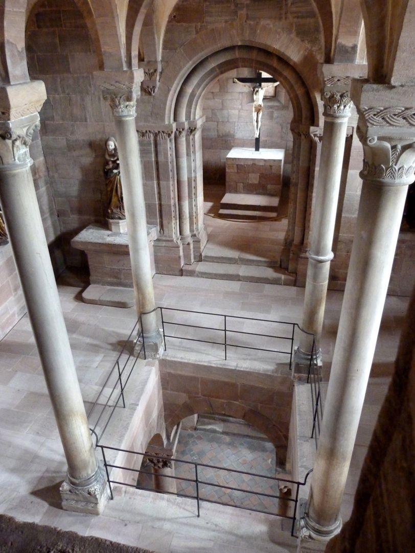 Kapelle der Kaiserburg Obere und Untere Kapelle
