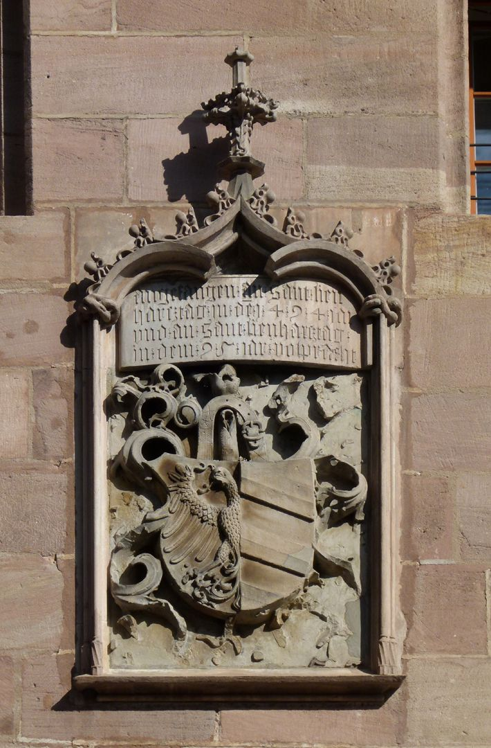 Coat of arms relief Coat of arms relief