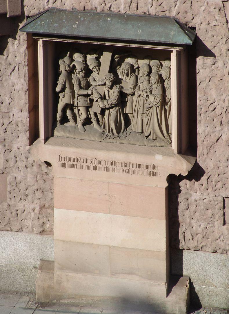 3rd Station of the Cross 3rd Station of the Cross