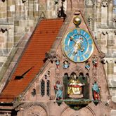 Gable of St.Michael´s choir
