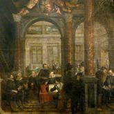 Bancoherren und Banchieri (gentlemen-bankers and banchieri)