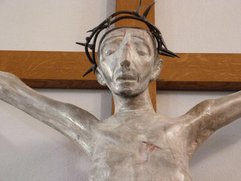 Christ on the Cross Detail