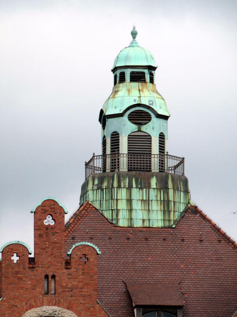 Dr. Theo-Schöller-School Roof lantern