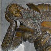 Tomb figure of Nicolaus Herburt-Odnowski (Lemberg, Ukraine)