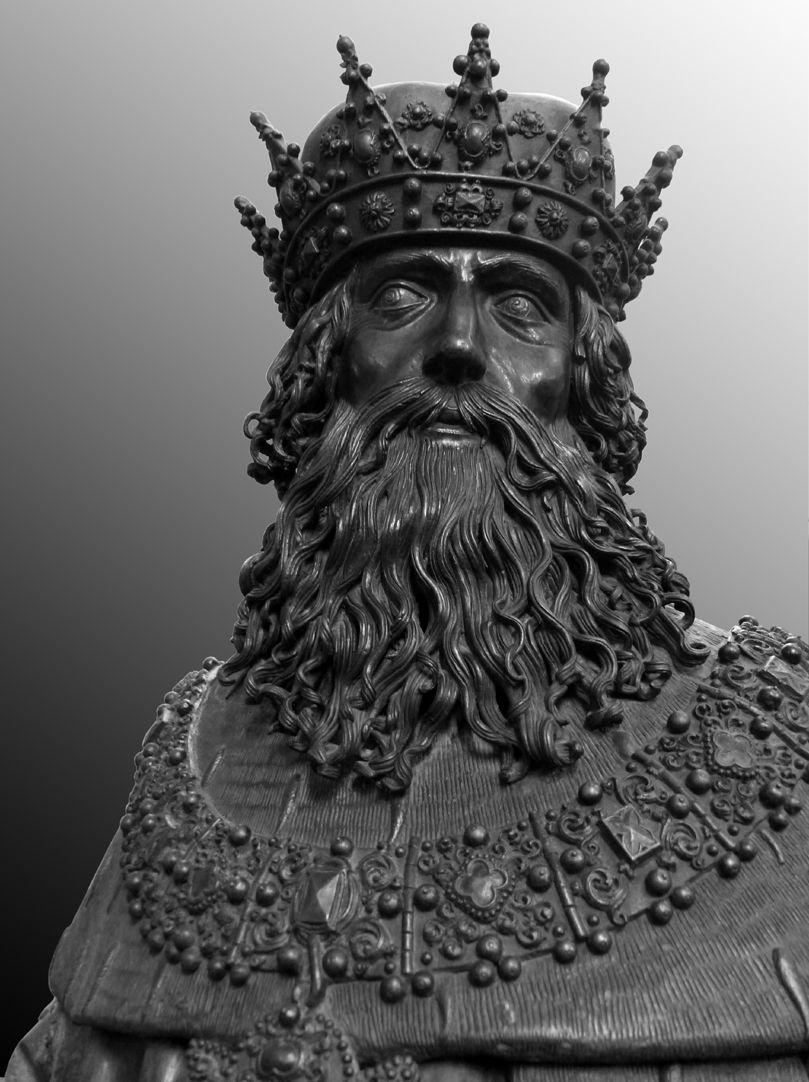 Leopold III (Innsbruck) Bust