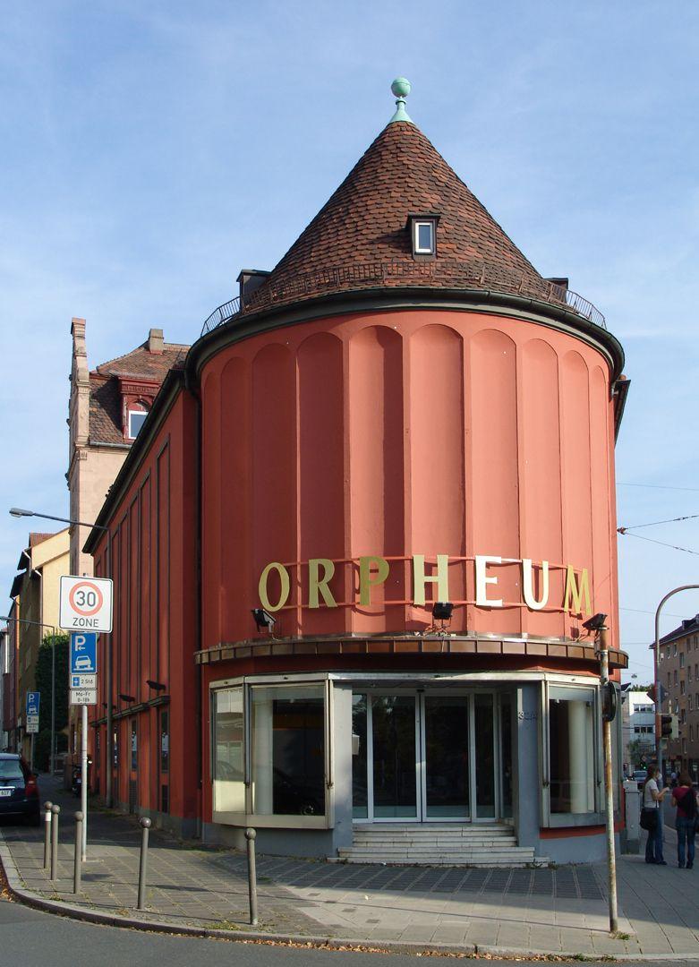 Orpheum Head-end structure, cylinder