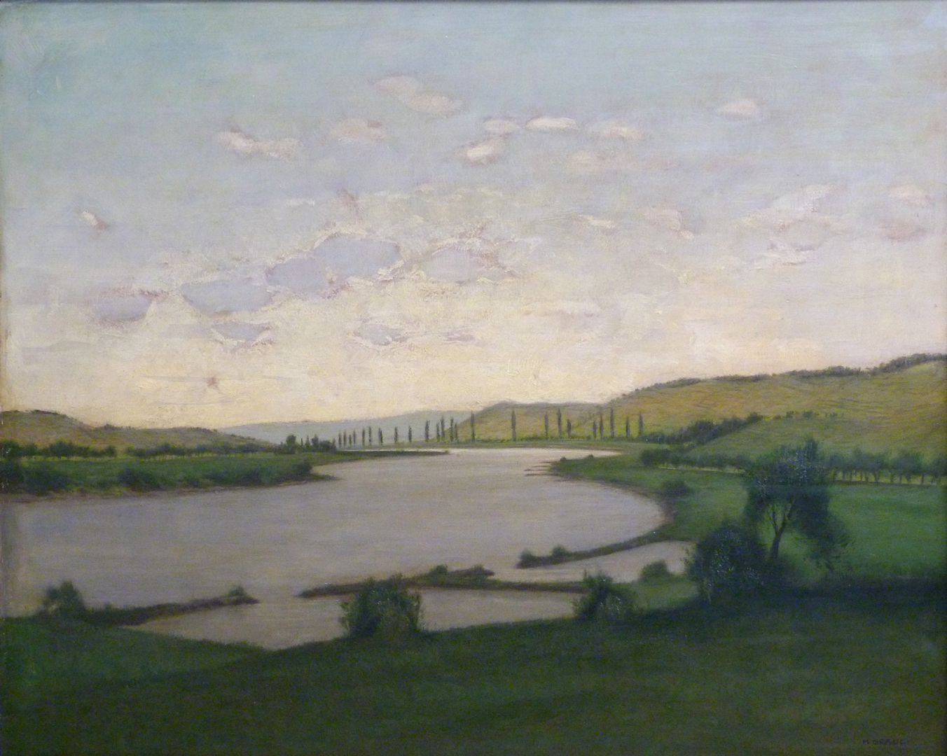 Main landscape