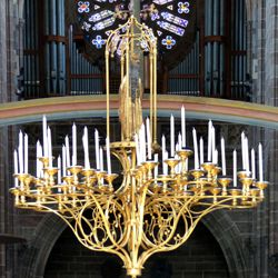 St. Mary´s chandelier