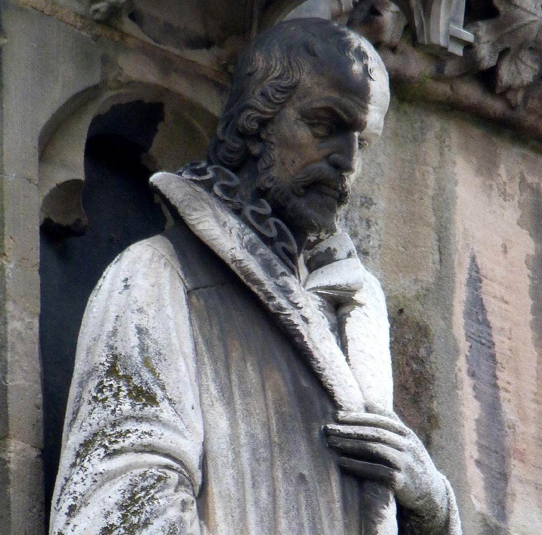 Philipp Melanchthon Detail
