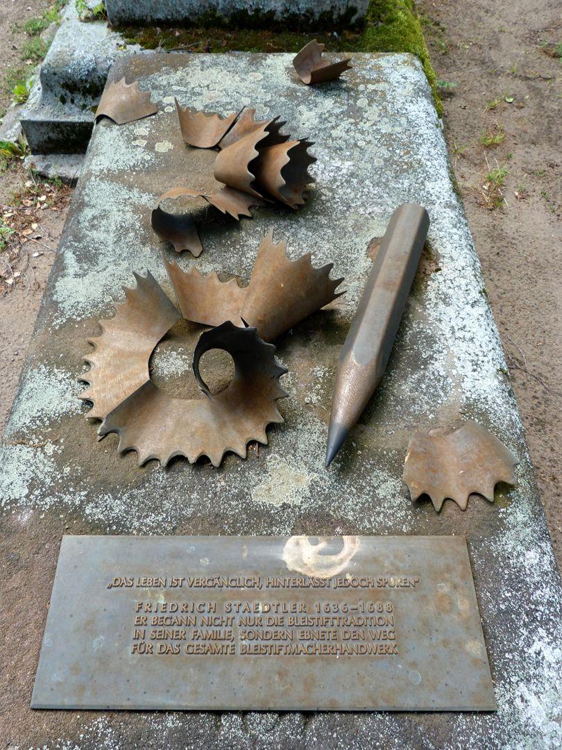 Friedrich Staedler gravesite