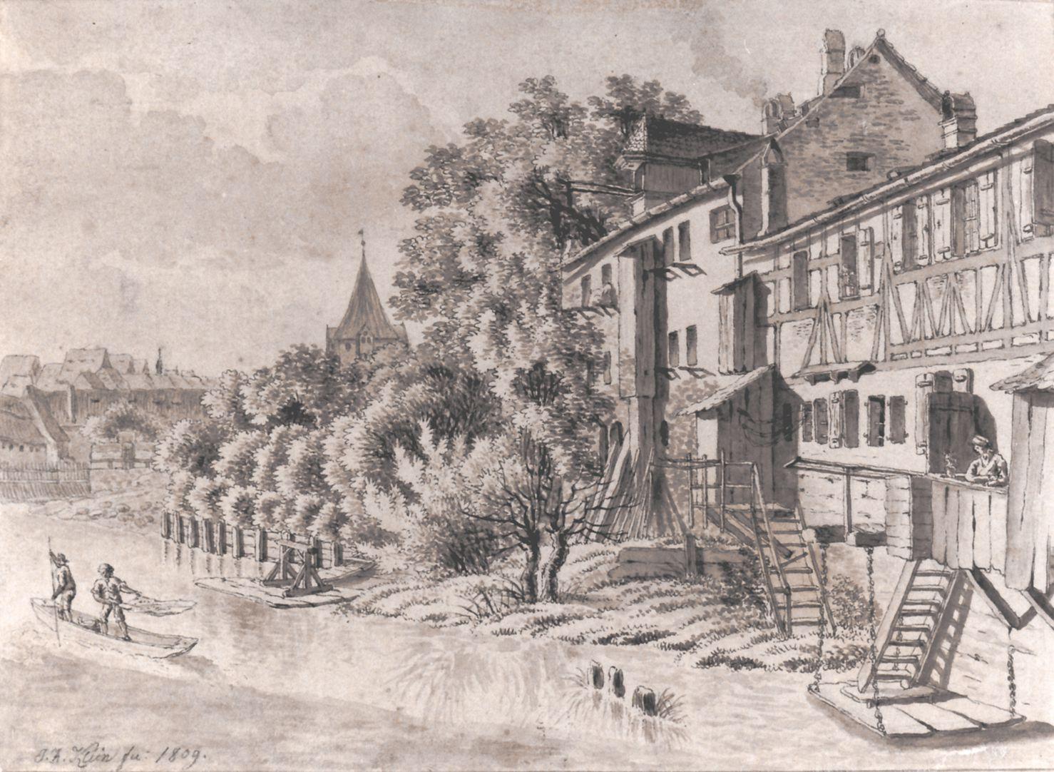 Pegnitz General view
