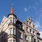Residential building, Penzstraße 15