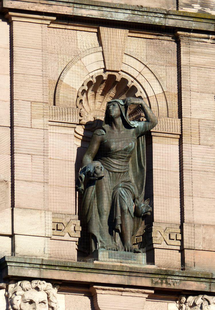 Opernhaus Hel (Herrscherin der Unterwelt)