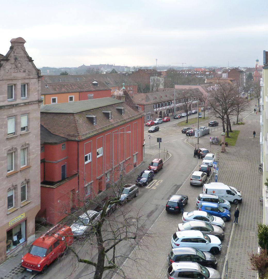 Orpheum View from Burgschmietstraße