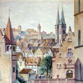 View from Untere Wörthstraße