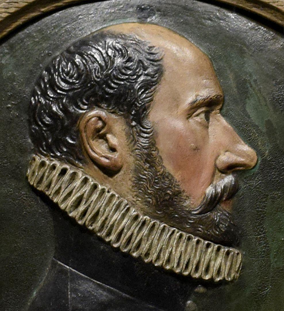 Portrait of Paulus II Praun (1548-1616) Head