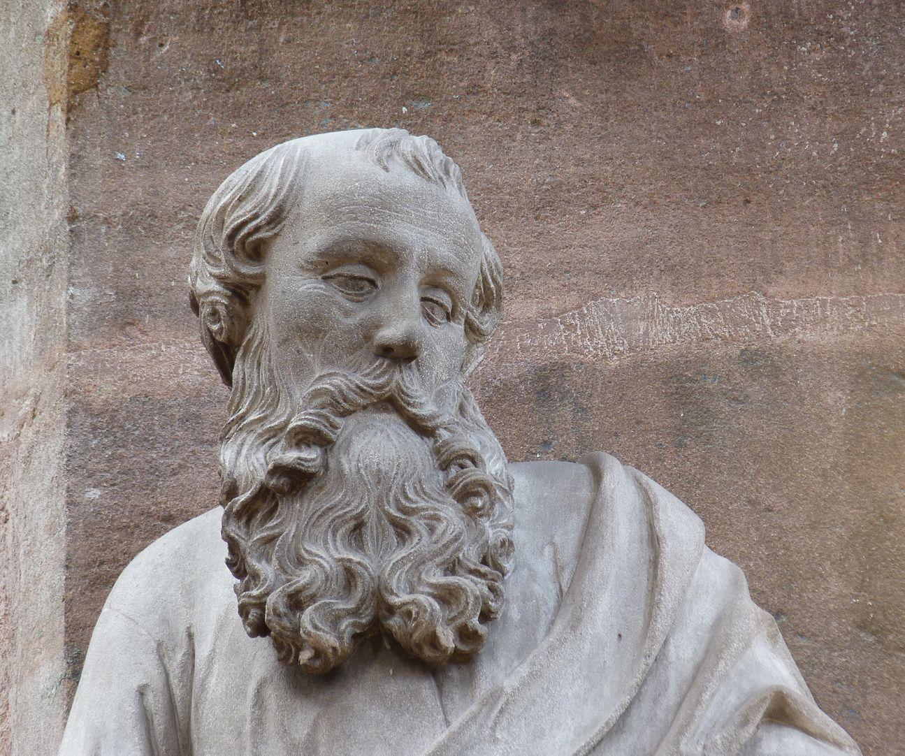 St. Paul Bust