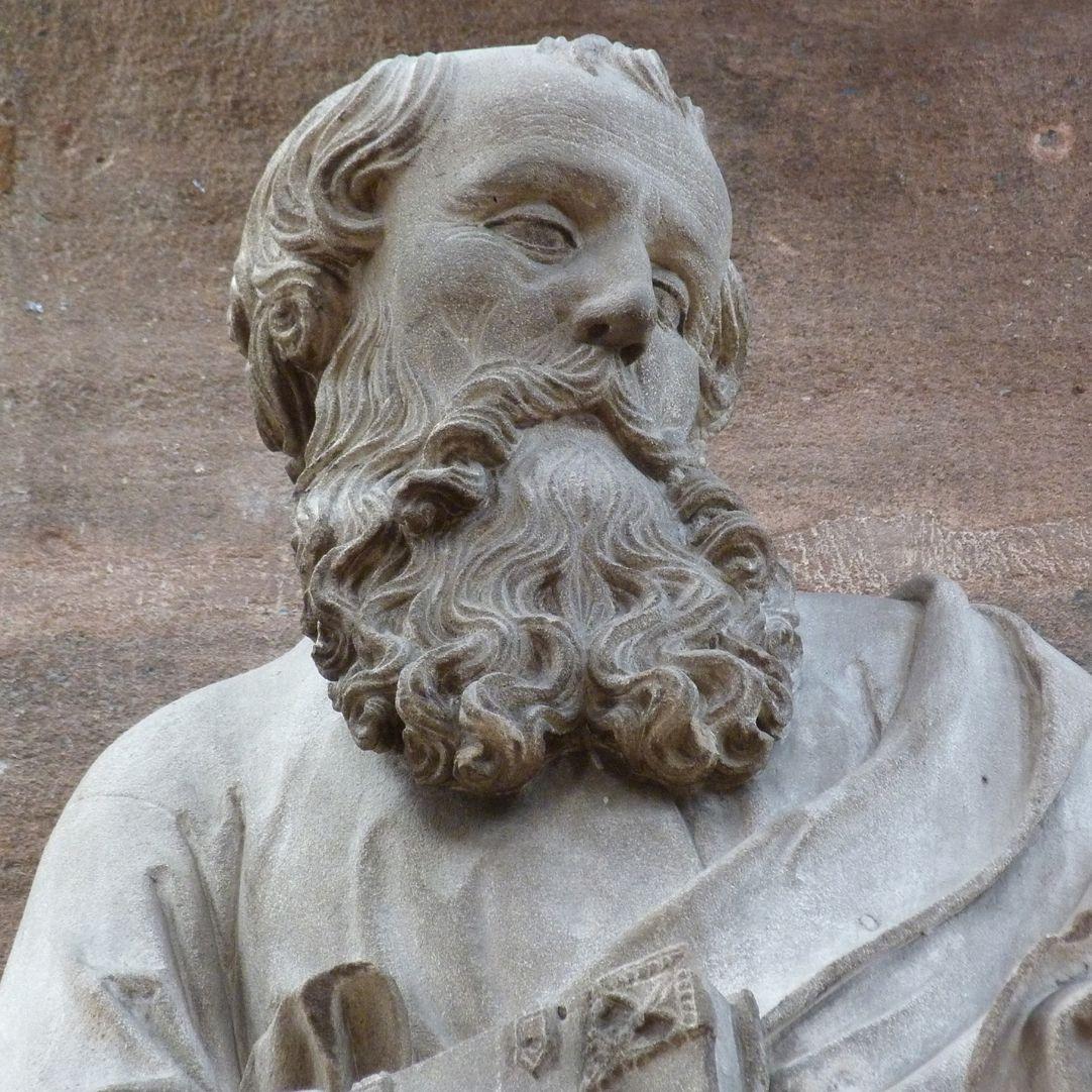St. Paul Head from below