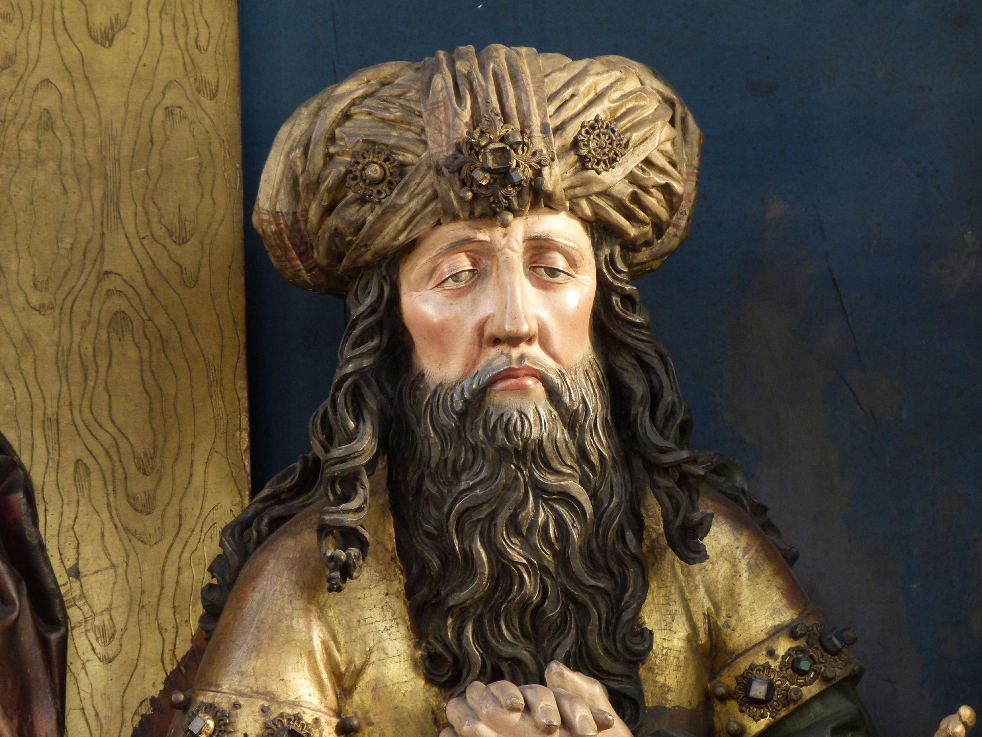 Peringsdörffer Retabel Joseph von Arimathia