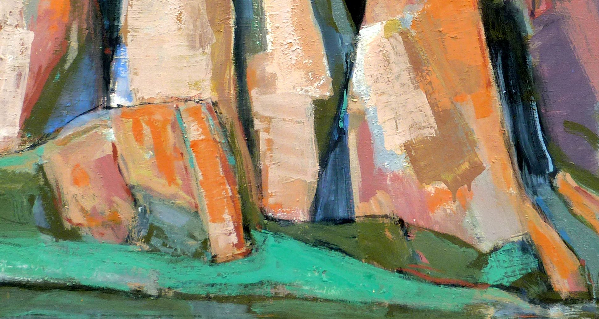 Petra Detail