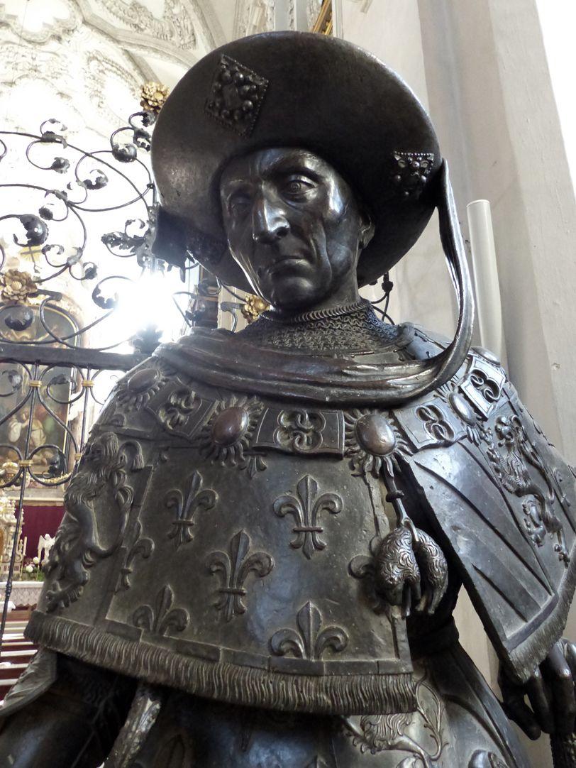 Philipp the Good (Innsbruck) Bust