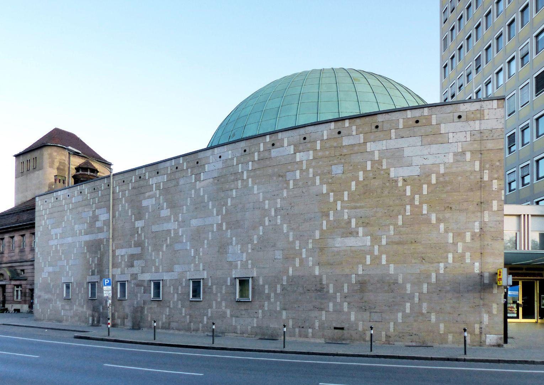 Nicolaus-Copernicus-Planetarium Front, Rothenburger Straße