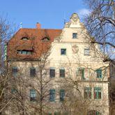 Residential building, Hallerwiese