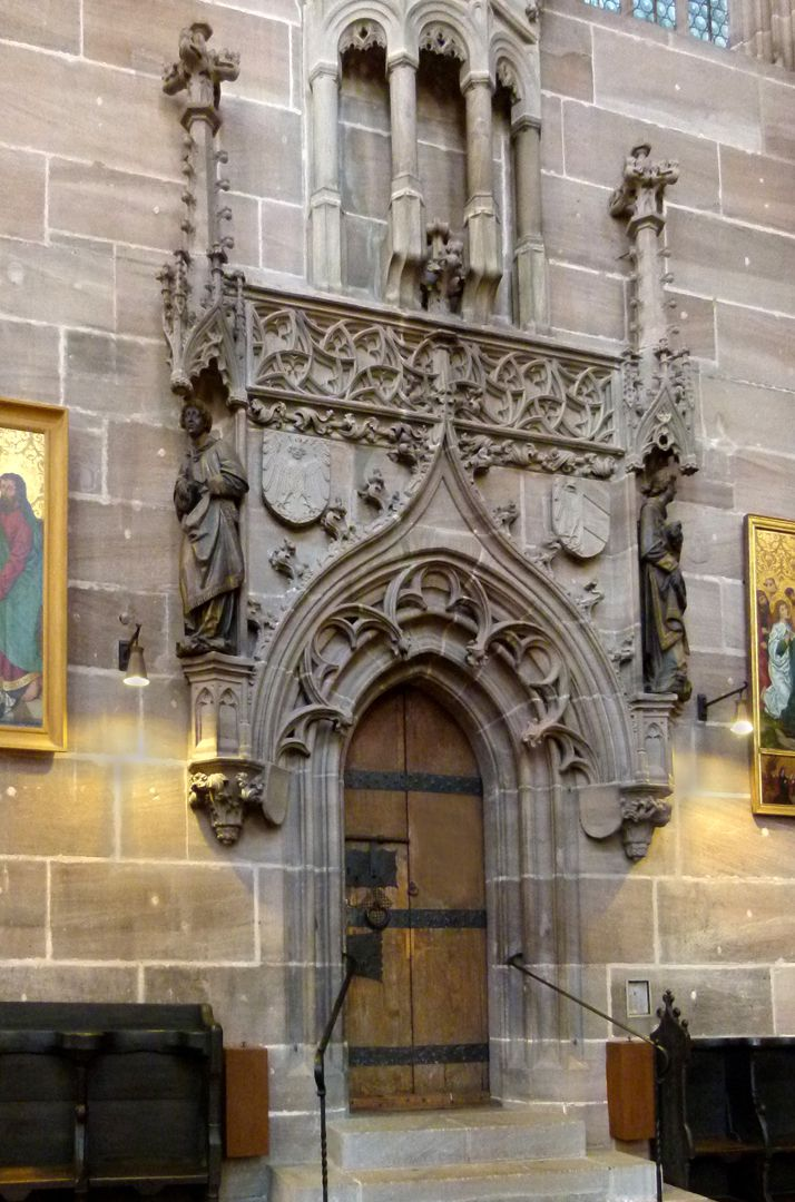 Vestry portal Vestry portal