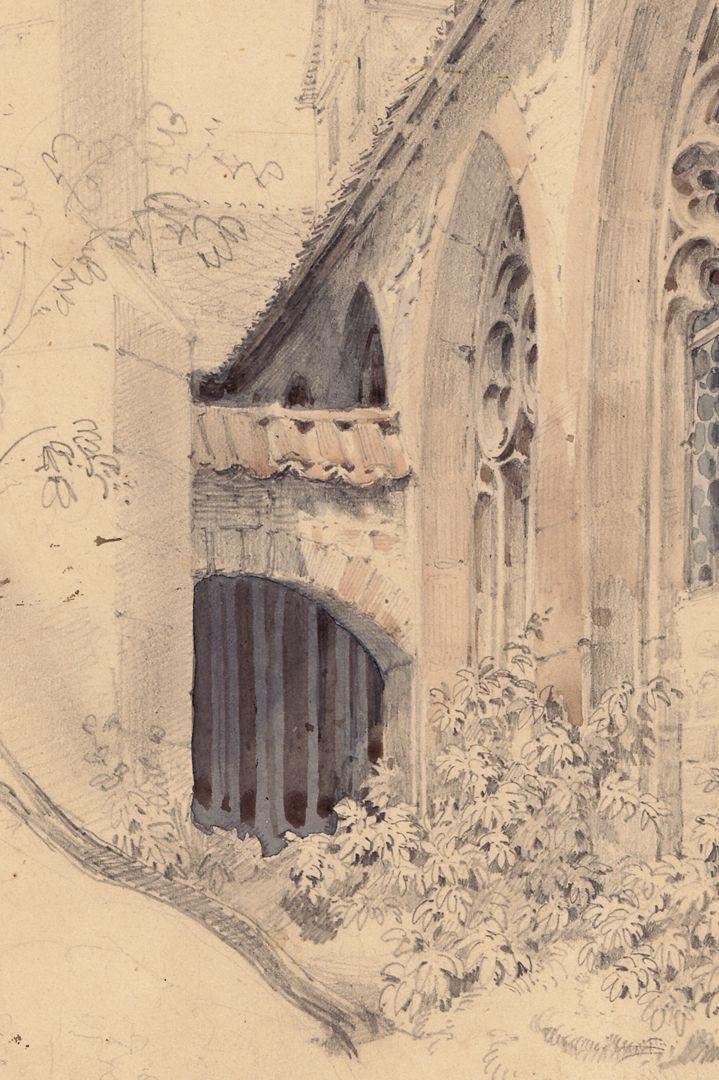 Carthusian Monastery in Nuremberg / Study Detail
