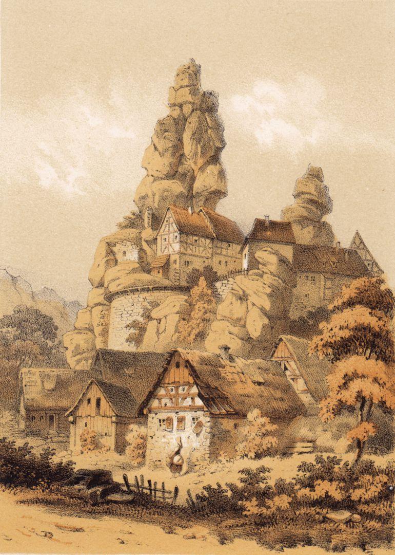 Tüchersfelden Section