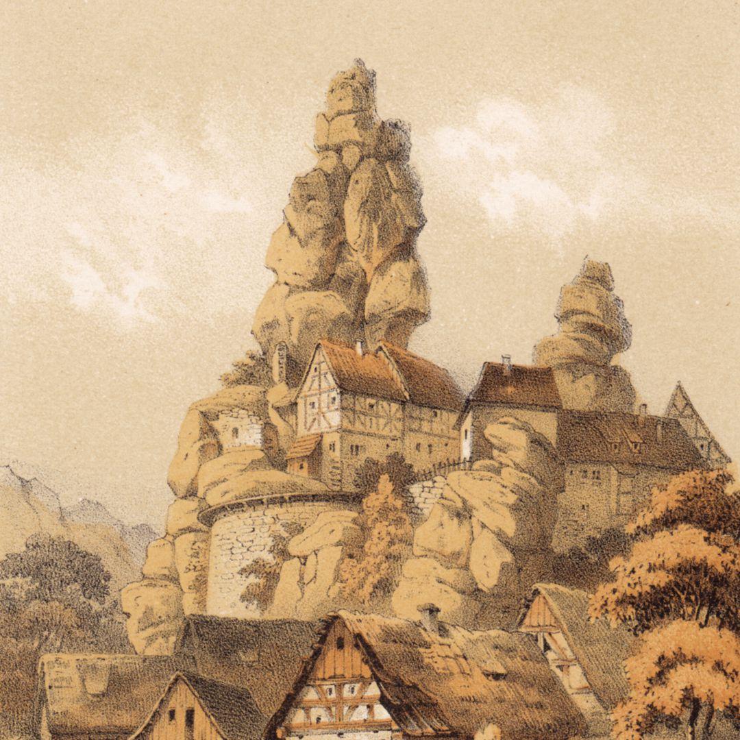 Tüchersfelden Detail