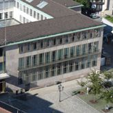 Former Bavarian State Bank