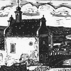 St. Valentine-Chapel near Frickenhausen