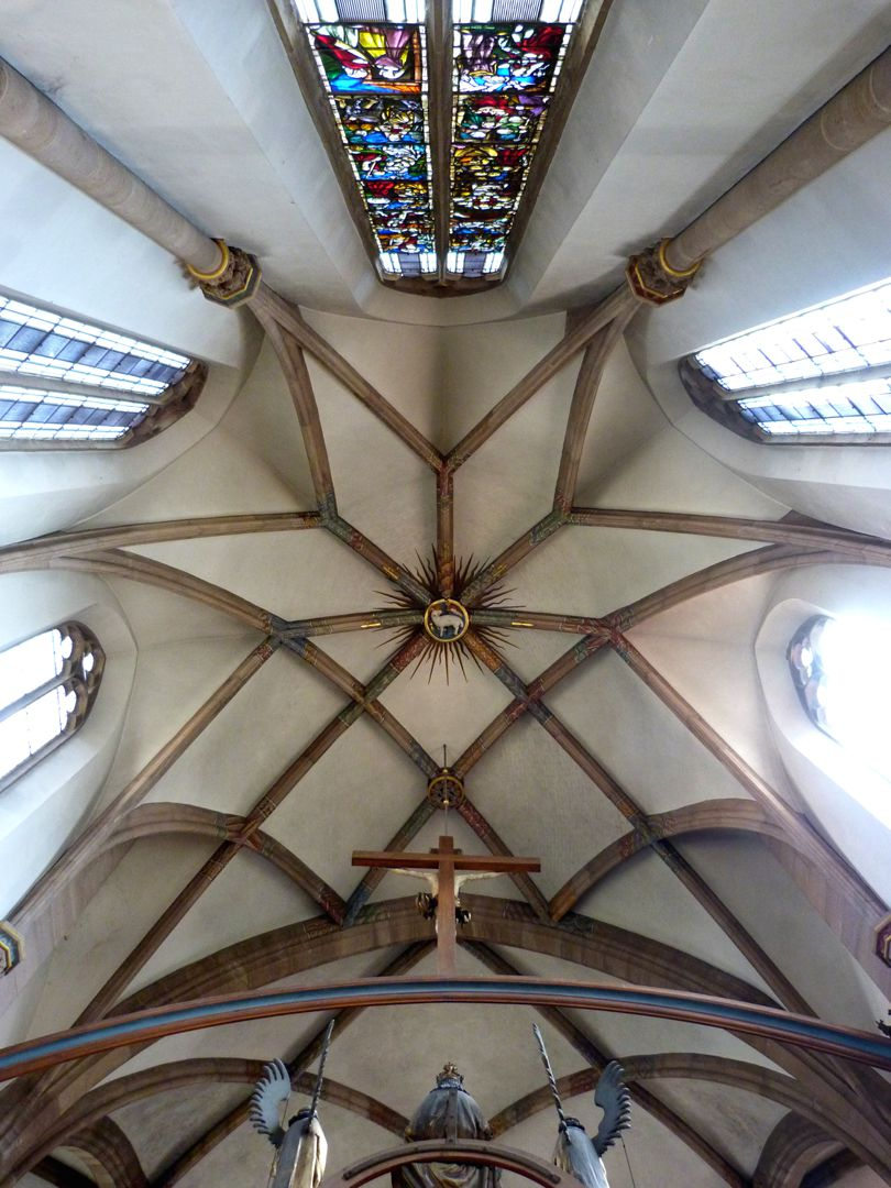 St. Peter Church Choir vault