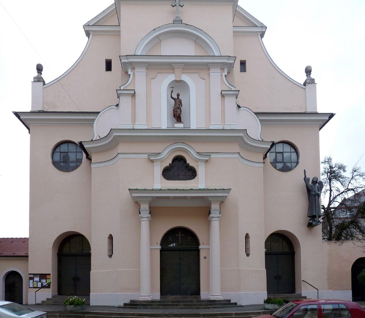 St. Michael Church Portals