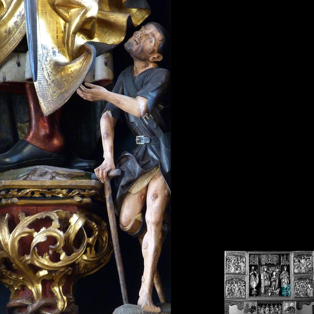 High Altar (Schwabach) Beggar